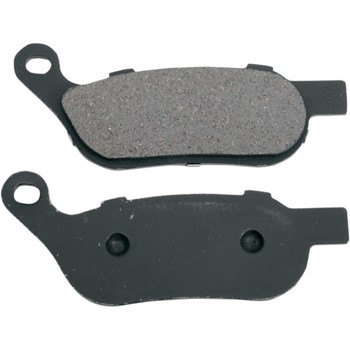 Drag Specialties Brake Pads - Semi-Metallic for 08-17 Harley Dyna & Softail