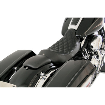 Roland Sands Pillion Pad for RSD Solo Seat on 2008-2020 Harley Touring