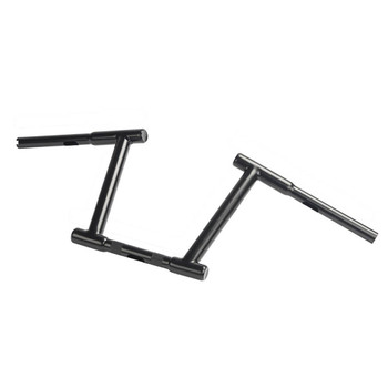"V-Twin 10"" Racing Z-Bars Handlebars - Black"