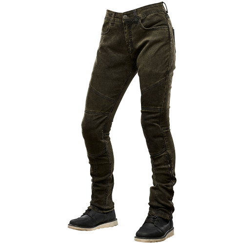 Speed and Strength Street Savvy Moto Pants - Olive