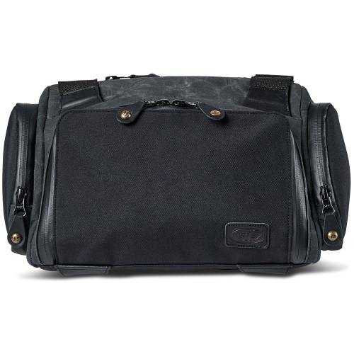 Roland Sands Design GTFO Bar Bag - Black