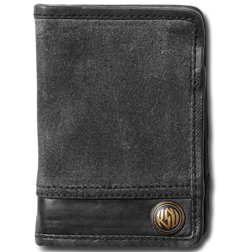 Roland Sands Torrance Wallet - Black