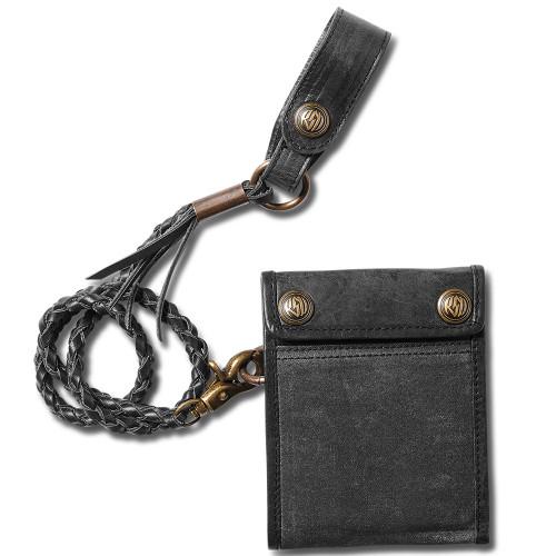 Roland Sands Lynwood Wallet - Black
