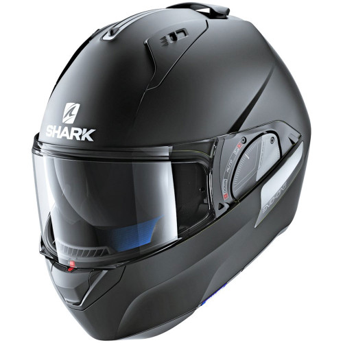 Shark Evo One 2 Modular Helmet - Matte Black