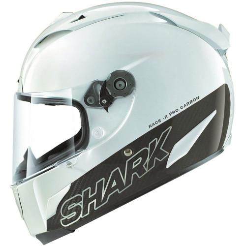 Shark Race-R Pro Carbon Helmet - White