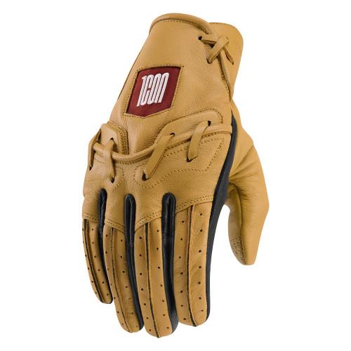 Icon 1000 Baserunner Gloves - Brown