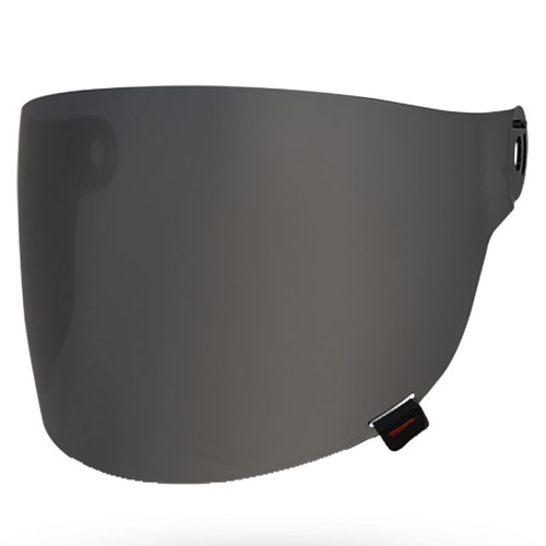 Bell Riot Flat Face Shield - Dark Smoke