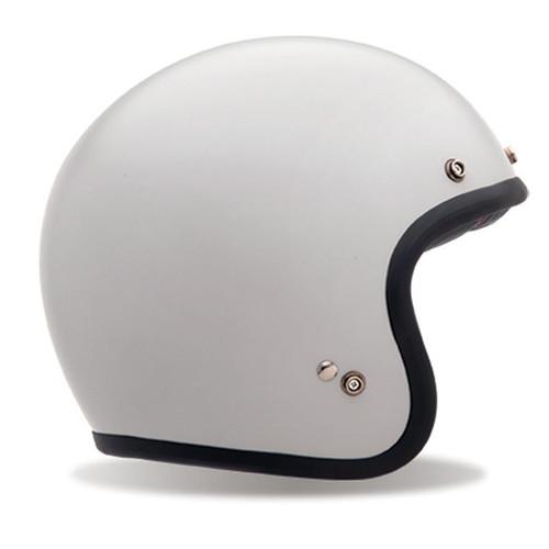 Bell Custom 500 Vintage White Helmet