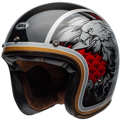 Bell Custom 500 Carbon Osprey Gloss Black Helmet