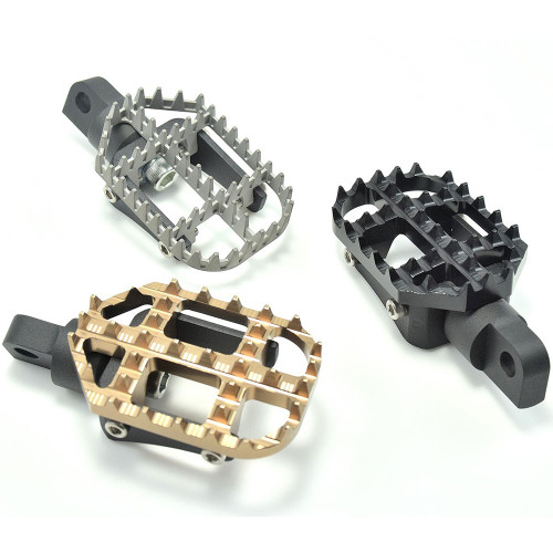 Bung King Grabber Foot Pegs for 2018 Harley Softail