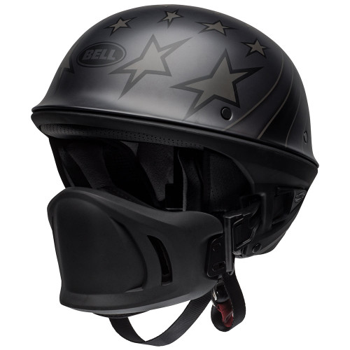 Bell Rogue Honor Matte Titanium/Black Helmet
