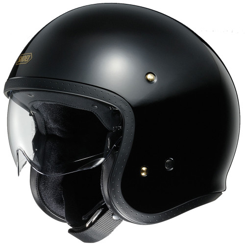 Shoei J.O Helmet - Black