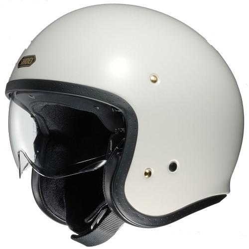 Shoei J.O Helmet - Off White