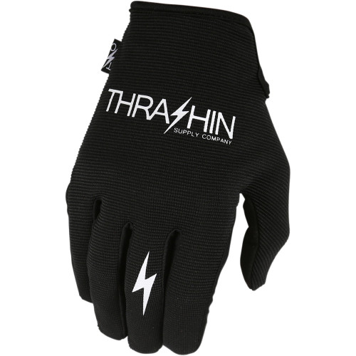 Thrashin Supply Stealth Gloves - Black