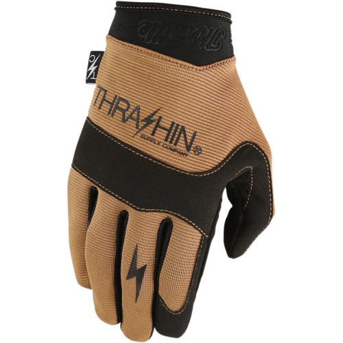 Thrashin Supply Covert V2 Gloves - Tan/Black