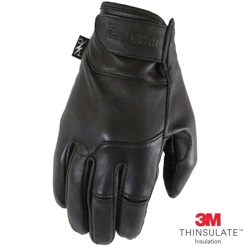 Thrashin Supply Insulated Siege Gloves - Black