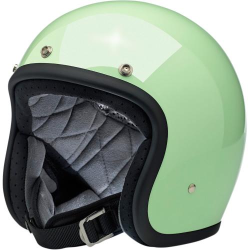Biltwell Bonanza Helmet - Gloss Mint