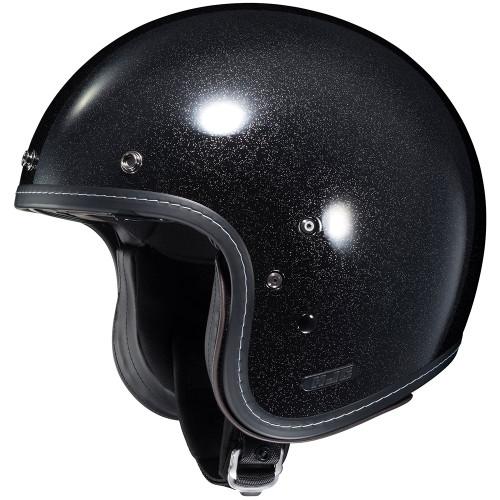 HJC IS-5 Helmet - Black Metal Flake