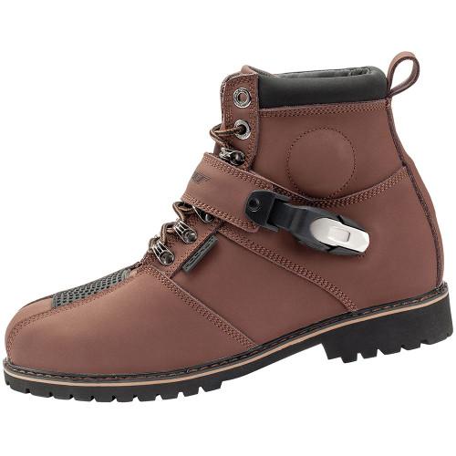 Joe Rocket Big Bang 2.0 Leather Boots - Brown