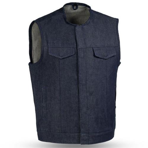 First Mfg. Haywood Vest - Blue