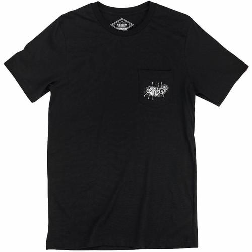 Biltwell 4 Cam Pocket T-Shirt - Black