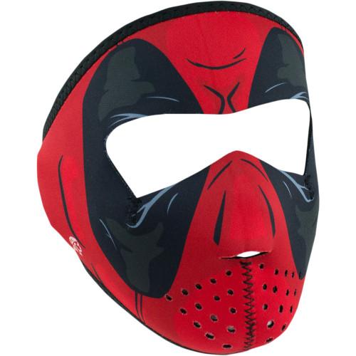 Zan Headgear Red Dawn Small Face Mask