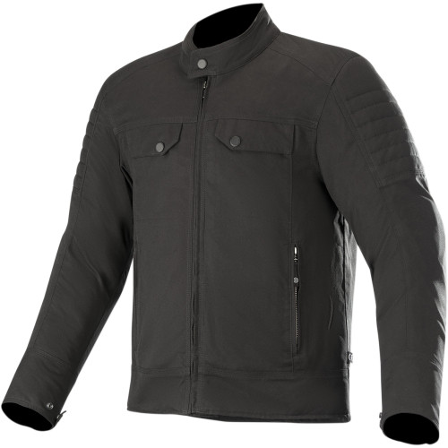 Alpinestars Ray Canvas v2 Jacket - Black