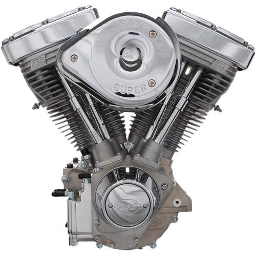 S&S V96R Carbureted Engine - Natural