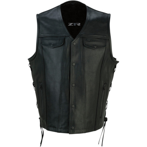 Z1R Gaucho Leather Vest