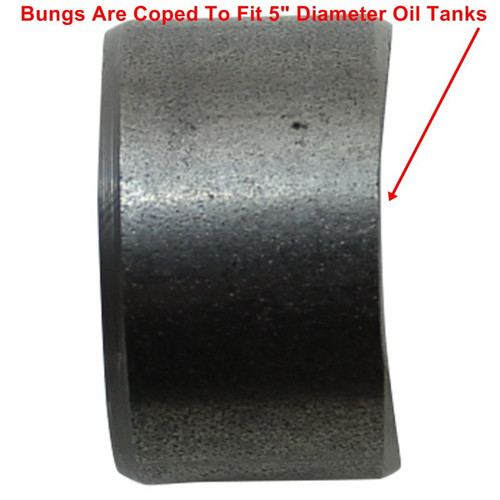 TC Bros Heavy Duty Oil Tank Mounting Kit