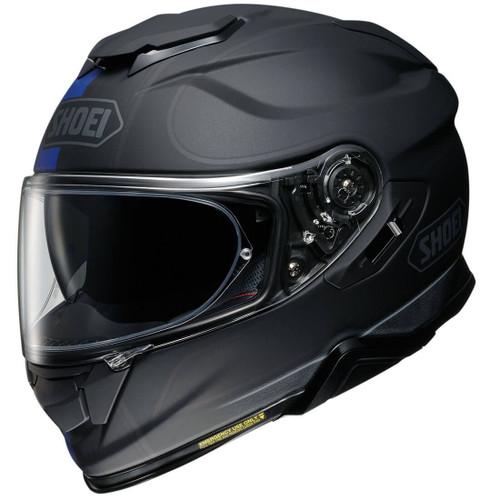 Shoei GT-Air 2 Helmet - Redux Black/Blue
