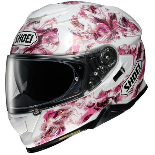 Shoei GT-Air 2 Helmet - Conjure White/Pink