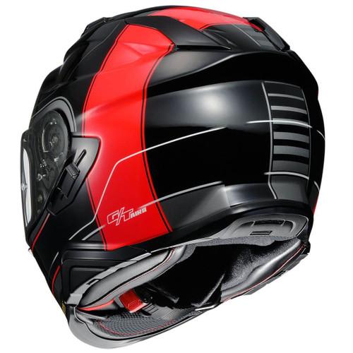 Shoei GT-Air 2 Helmet - Crossbar Black/Red