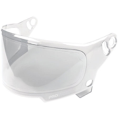 Bell Eliminator Face Shield - Clear