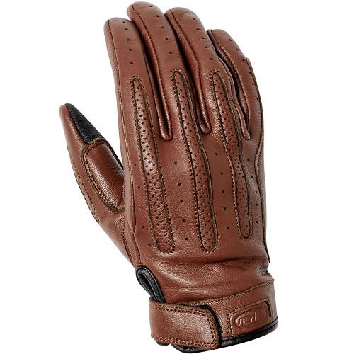 Roland Sands Women's Bonnie Gloves - Brown