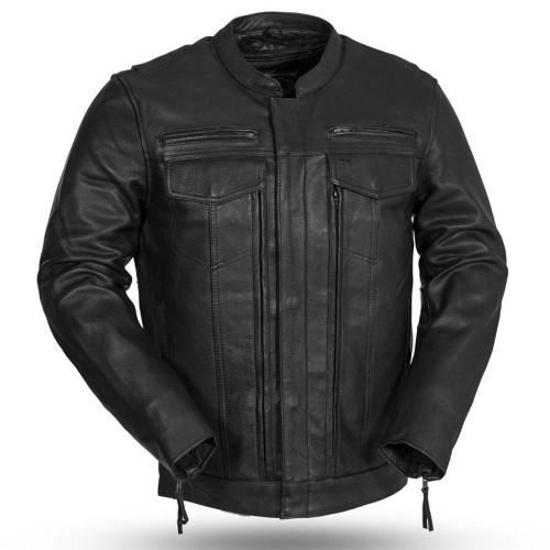 First Mfg. Raider Leather Jacket