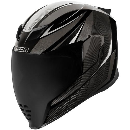 Icon Airflite Helmet - QB1 Black