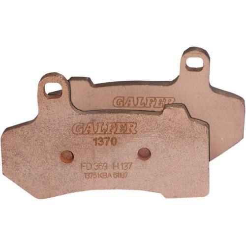 Galfer Brake Pads for Harley - Repl. OEM 41854-08, 41852-08