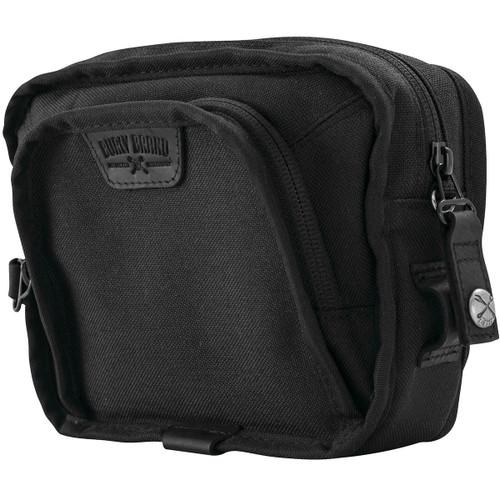 Burly Handlebar Bag - Black Cordura