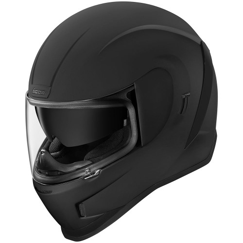 Icon Airform Helmet - Rubatone Black