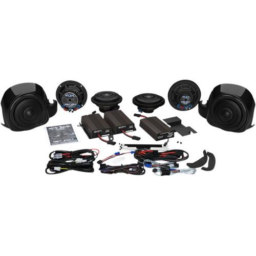 Wild Boar Whole Hog 900 Watt Amp/Speaker Kit for 2014-2019 Harley Touring