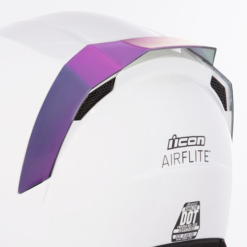 Icon Airflite Rear Spoiler - RST Purple