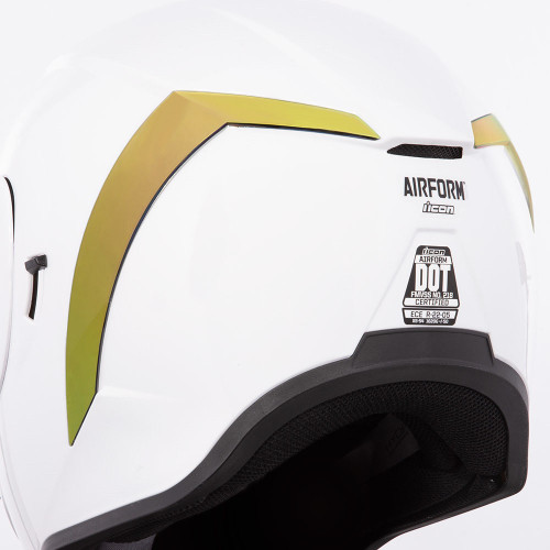 Icon Airform Rear Spoiler - RST Gold