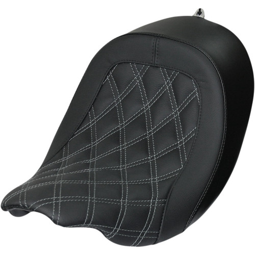 Danny Gray Speedcradle Solo Seat for 2008-2020 Harley Touring