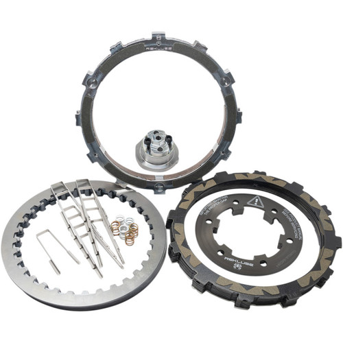 Rekluse RadiusX Clutch Kit for 2000-2006 Harley Screamin Eagle Big Twin Hydraulic Clutch