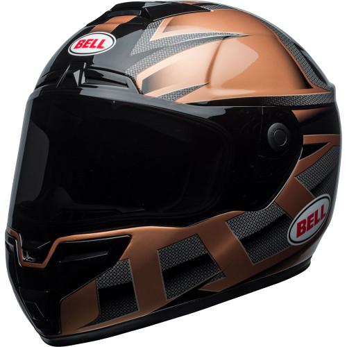 Bell SRT Helmet - Predator Gloss Copper/Black