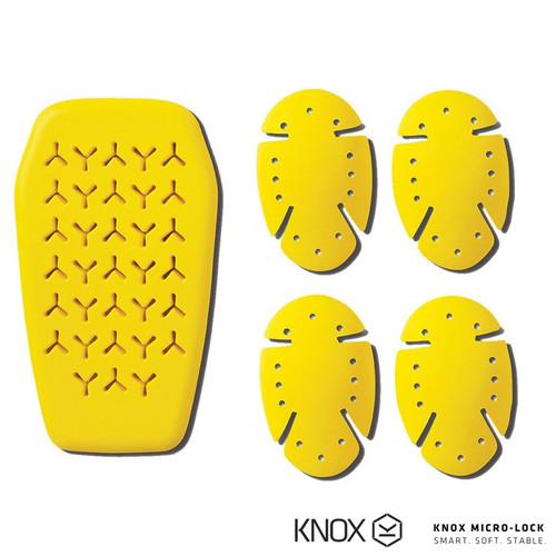 Roland Sands Design Women's Knox CE1 Armor Kit