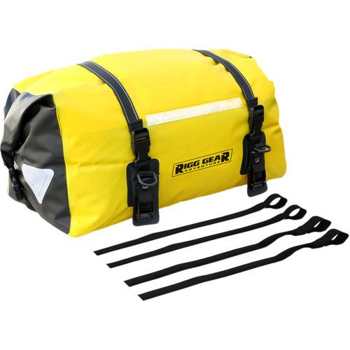 Nelson Rigg Yellow/Black Sahara Duffle Bag