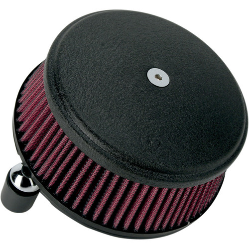 Arlen Ness Big Sucker Air Cleaner Kit for 1998-2019 Harley Sportster - Black