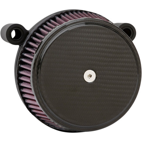Arlen Ness Big Sucker Air Cleaner Kit for 2008-2017 Harley Big Twin* - Carbon